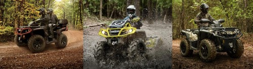 Promo CanAm Offroad